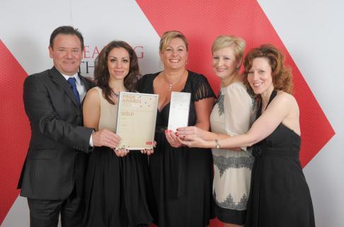 EBC's Award winning team