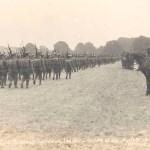 Kitchener Reviews Troops