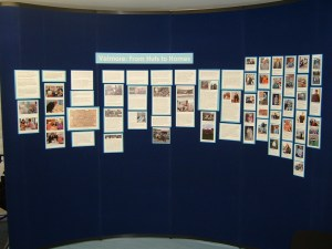 A summary of the project, its findings and photos of the contributors