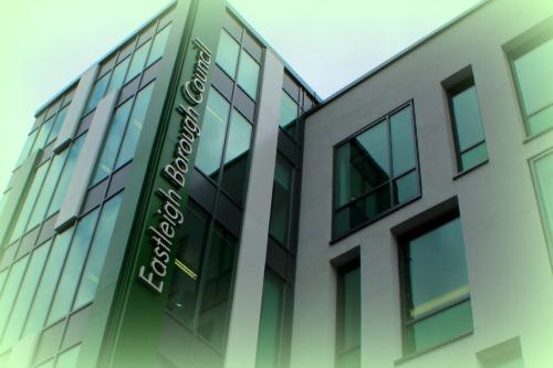 EBC civic offices