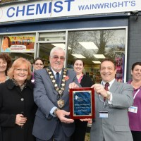 Britain's Best Pharmacist is in Bishopstoke