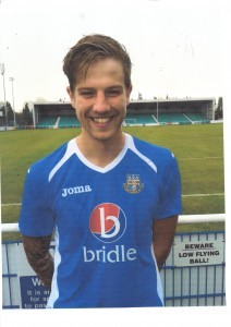 New signing: Harry Pell