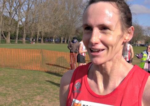 Helena Tobin Women's race winner
