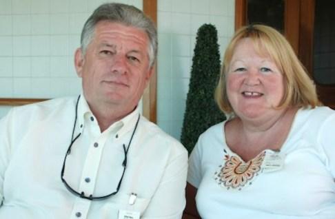 Graham and Anne Hunter