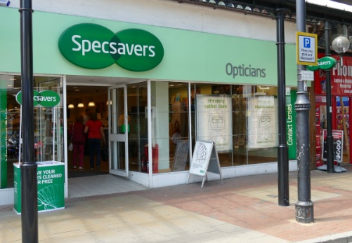 Specsavers Eastleigh