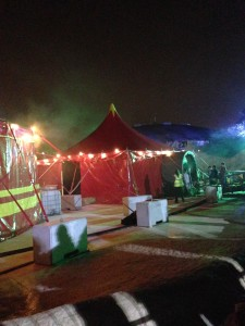 New for 2015: The Big Top Carnival Maze
