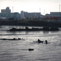 German WW1 wrecks found in Portsmouth Harbour