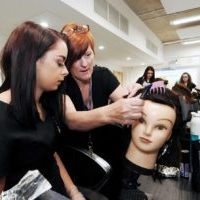 Eastleigh College opens new Hair, Beauty and Arts Centre
