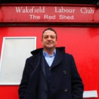 Mark Thomas returns to The Point with The  Red Shed