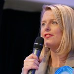 Mims Davies Pic:Eastleigh News