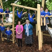Stoke Park pupils enjoy 'Magical Woodland'