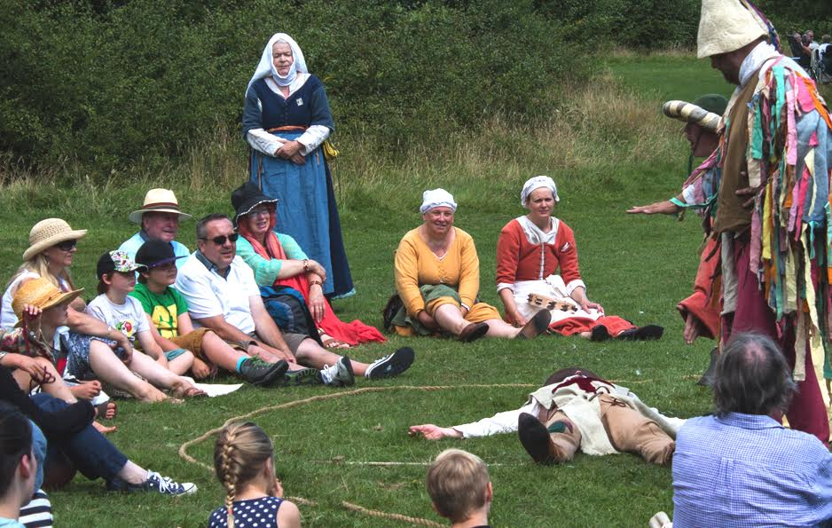Step back in time for a Medieval Weekend