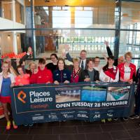 Places Leisure Eastleigh prepares to welcome first customers