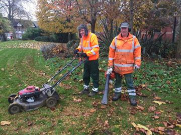 Seven-year clean sweep for Eastleigh' StreetScene team