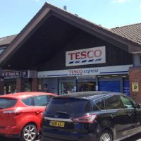 Self service only after Valley Park ram-raid