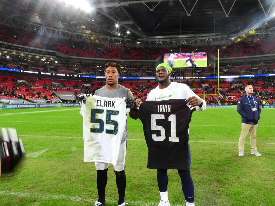Seahawks crush Raiders as NFL returns to London