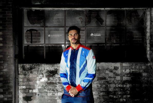 Building Futures Anthony Ogogo London 2012 Olympic bronze medalist
