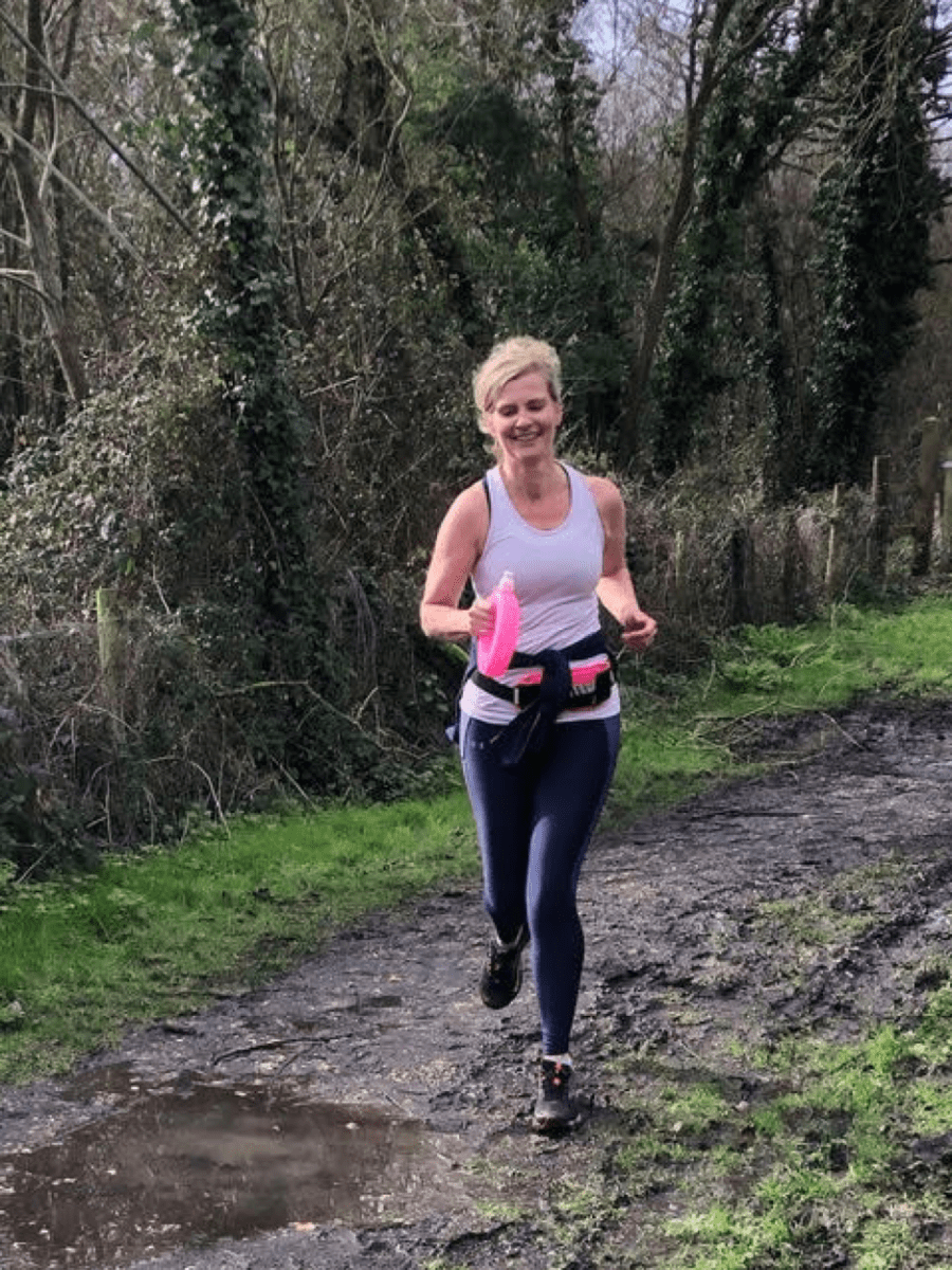 Mum to run London Marathon for children's eye health scheme