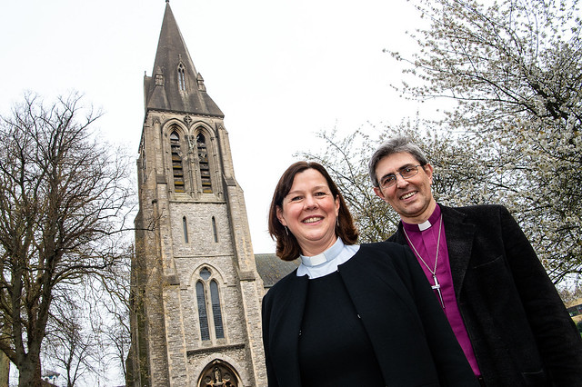 Southampton to get its first woman Bishop