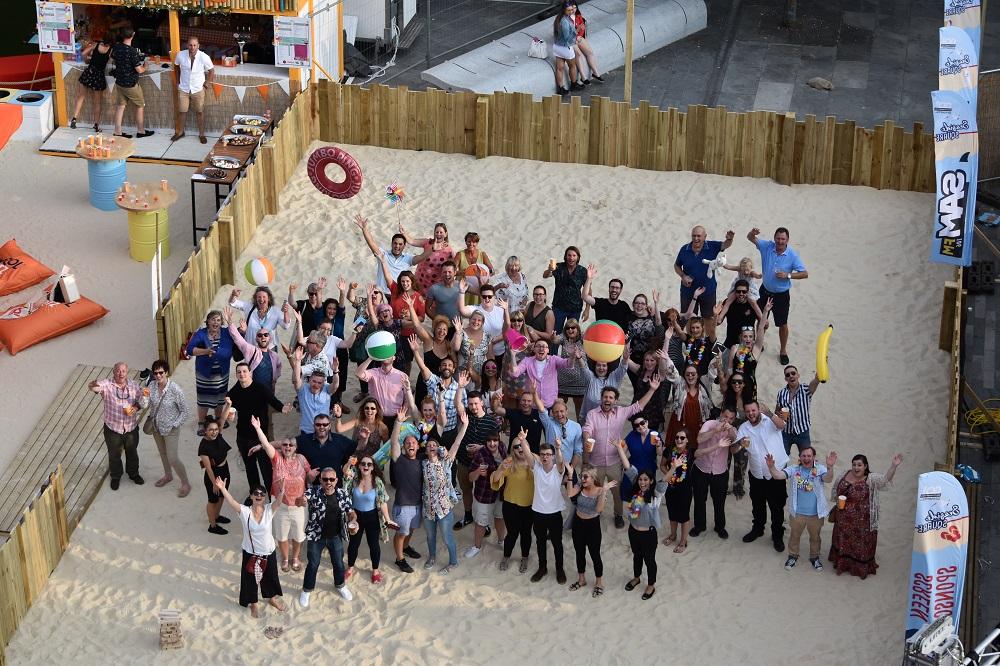Southampton announces return of city centre beach