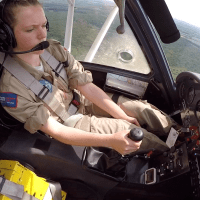 Hants teen takes GCSE - then flies solo!
