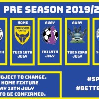 Eastleigh announce pre-season schedule