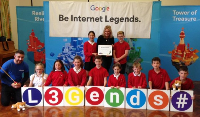 Be Internet Legends