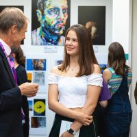 Barton Peveril's Inaugural Art Competition proves to be a success