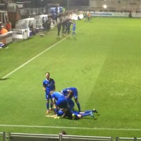 Eastleigh beat Maidenhead United 2-1