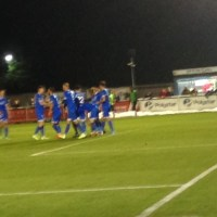 Eastleigh through to first round of FA Cup after 4-2 win at home to Welling United