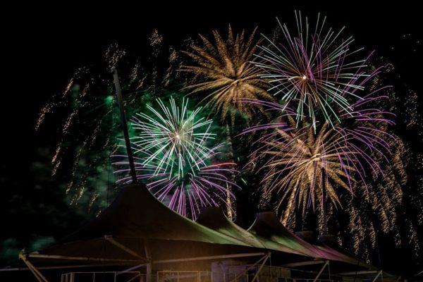 The Ageas Bowl Fireworks 1