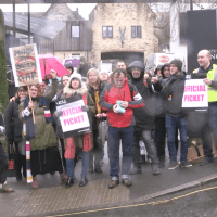 Winchester Uni hit by strikes