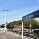 Fareham station scaled