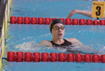 Charlotte Prince Rayner swim