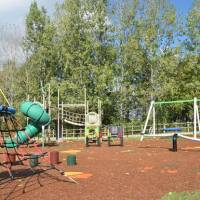 New play area opens at Bowlake Gardens, Bishopstoke