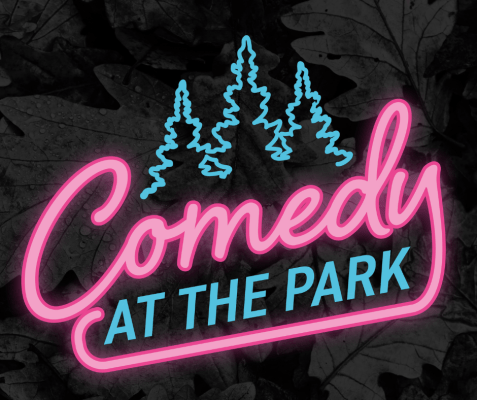 Comedy at the Park logo only