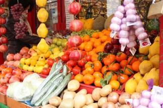 Cold breeze on food prices.   Photo: Rohith S. Katbamna