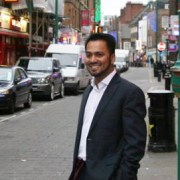 Ajmal Masroor, Liberal Democrat parliamentary candidate for Bethnal Green and Bow