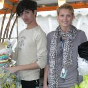Young designers. Photo: Rhiannon Bury