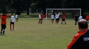 Mayor's Cup Football Tournament Tower Hamlets