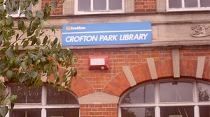 Crofton Park Library: Photo: Francesca Babaoye