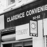 Clarence Convenience Store fragment. Pic: flickr,