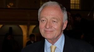 Ken Livingstone at Goldsmiths
