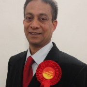 Candidate: Ala Uddin Pic: Tower Hamlets Labour Party