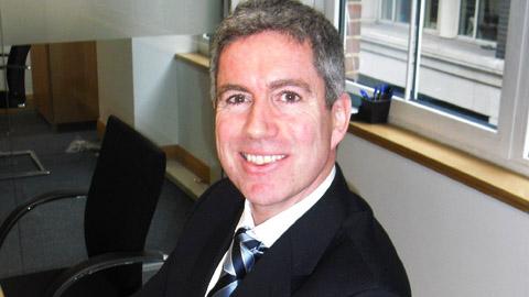 John O'Shea. Pic: STEM6