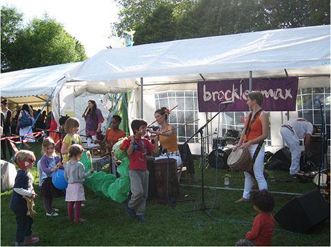 Brockley Max. Pic: Max Media Arts
