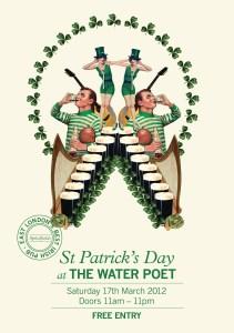 St Patrick Water Poet