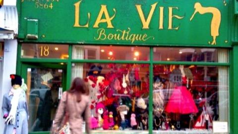 La Vie Boutique. Pic: Anna Prokova