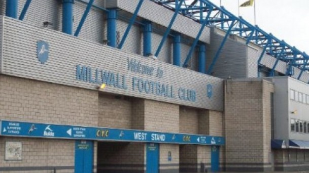 Millwall FC The New Den