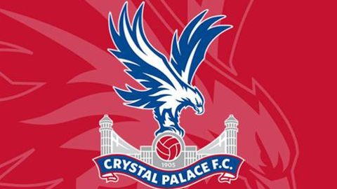 The new badge for Crystal Palace FC. Pic: CPFC